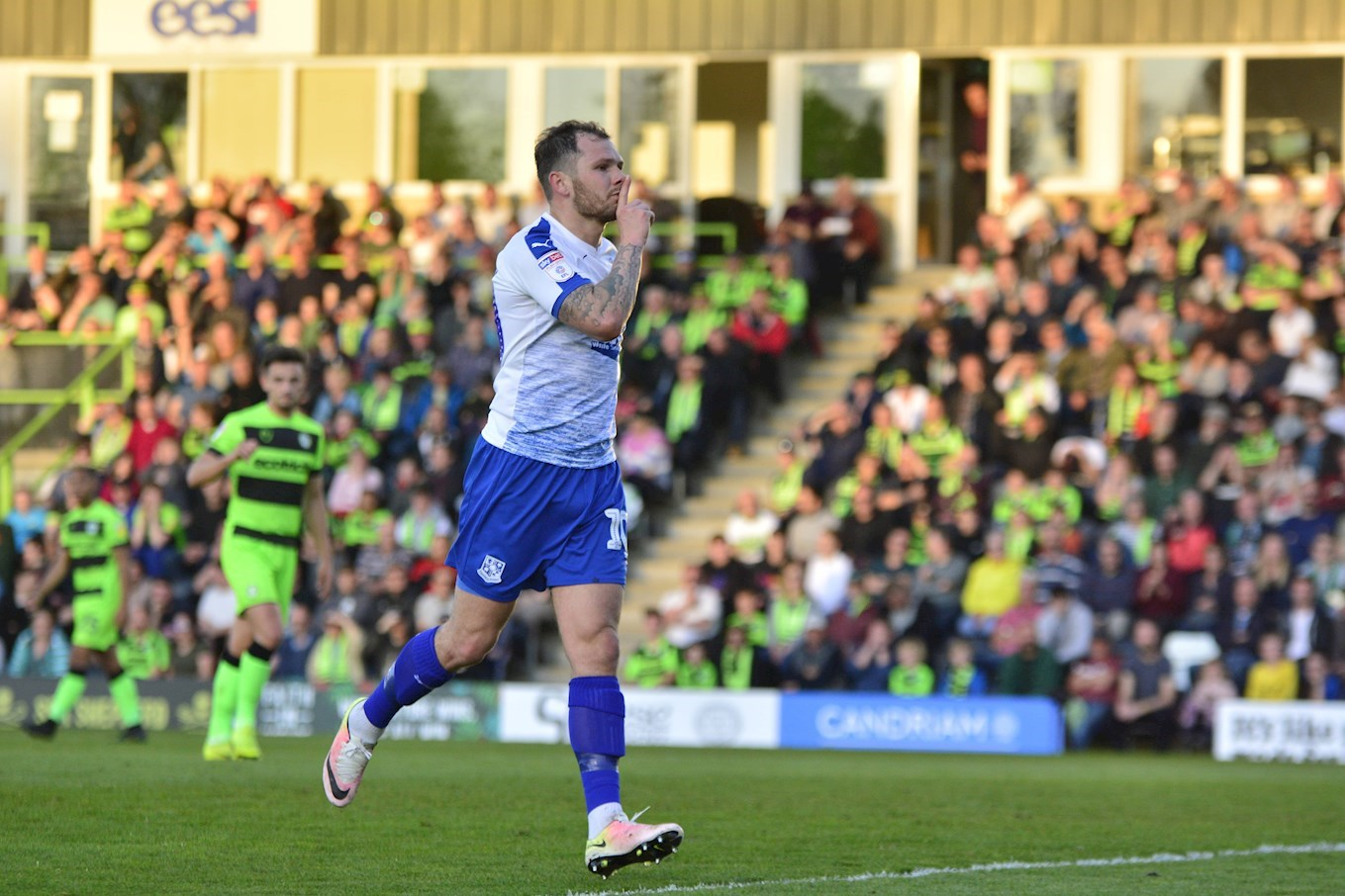 6d63238337967 Gallery  Forest Green Rovers (Play-Offs) - News - Tranmere Rovers ...