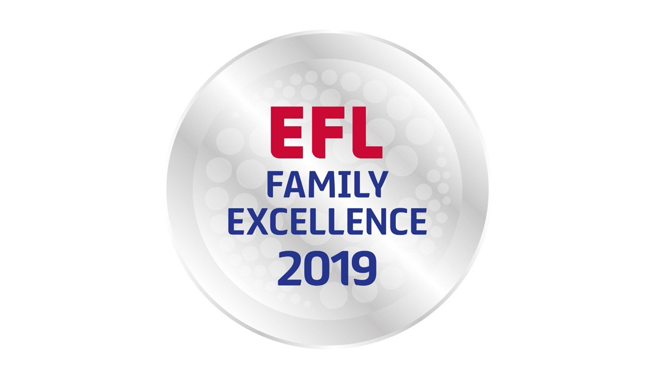 Record breaking number of EFL Clubs achieve family